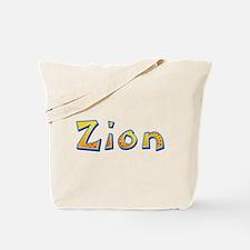 Zion Giraffe Tote Bag