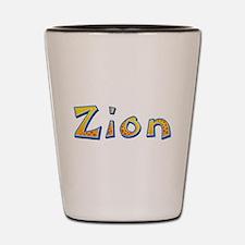 Zion Giraffe Shot Glass