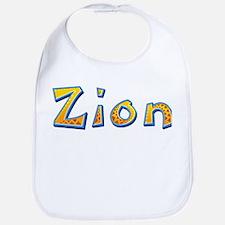 Zion Giraffe Bib