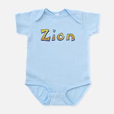 Zion Giraffe Body Suit