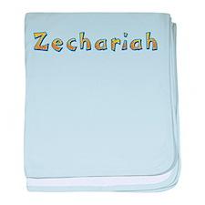 Zechariah Giraffe baby blanket