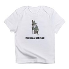 Wizard Shall Not Pass Infant T-Shirt