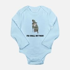 Wizard Shall Not Pass Body Suit