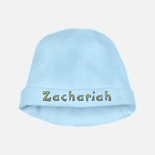 Zachariah Giraffe baby hat