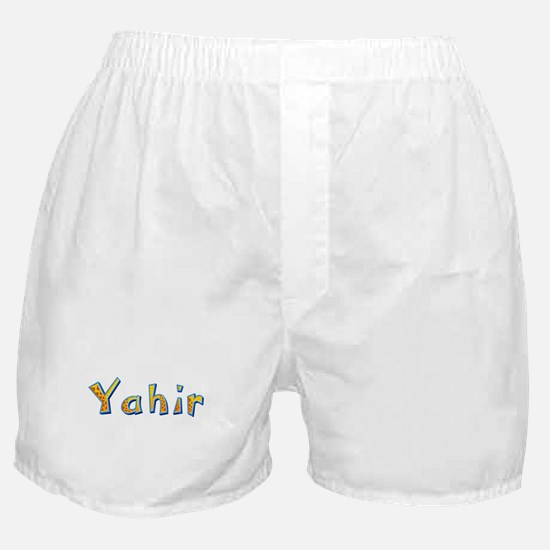 Yahir Giraffe Boxer Shorts