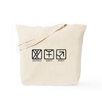 MaleFemale to Male Tote Bag