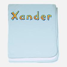 Xander Giraffe baby blanket