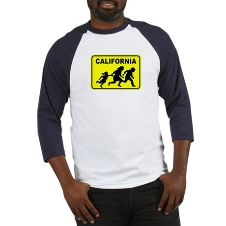 Welcome To Cali Baseball Jersey
