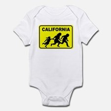 Welcome To Cali Infant Bodysuit