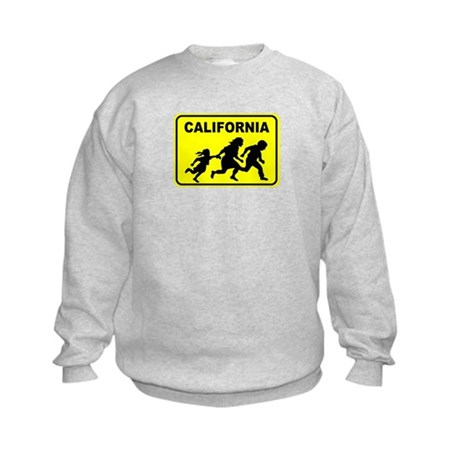 Welcome To Cali Kids Sweatshirt