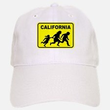 Welcome To Cali Baseball Baseball Cap