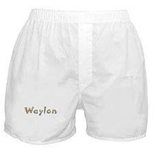 Waylon Giraffe Boxer Shorts