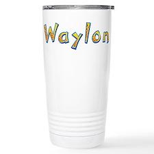 Waylon Giraffe Travel Mug