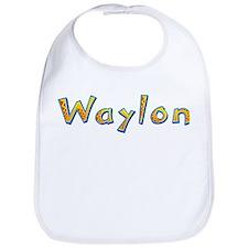 Waylon Giraffe Bib