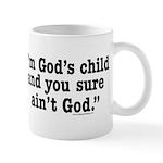 I'm God's Child Mug