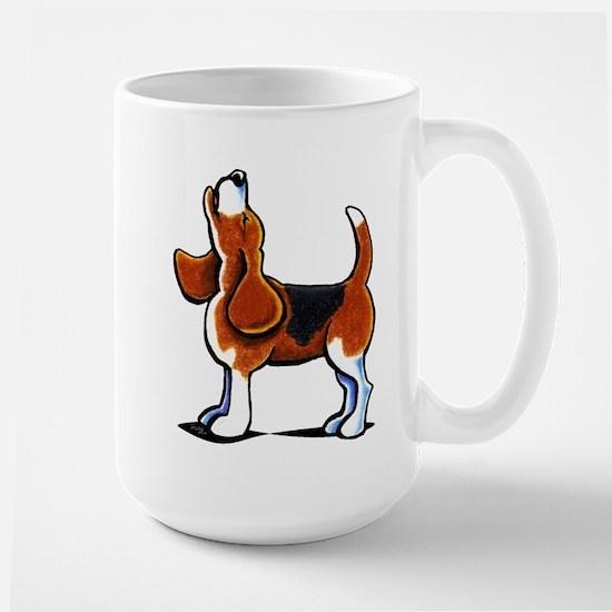 Tricolor Beagle Bay Mugs