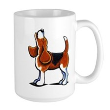 Tricolor Beagle Bay Mugs