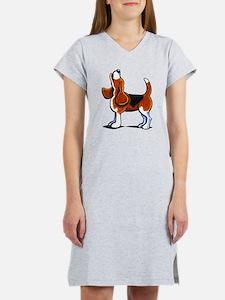 Tricolor Beagle Bay Women's Nightshirt