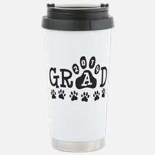 Grad 2014 Paws Travel Mug