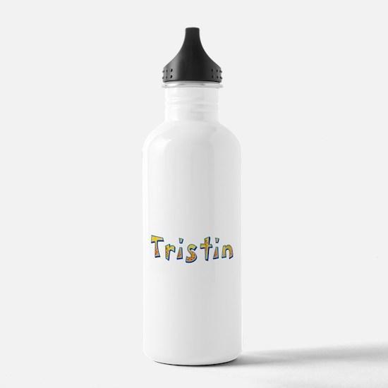 Tristin Giraffe Water Bottle
