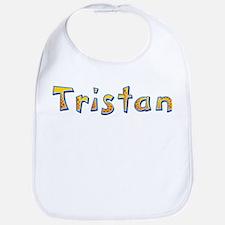 Tristan Giraffe Bib