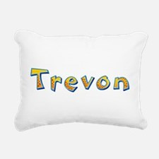 Trevon Giraffe Rectangular Canvas Pillow