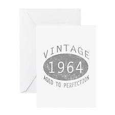Vintage 1964 Birthday Greeting Card
