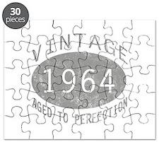 Vintage 1964 Birthday Puzzle