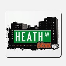 Heath Av, Bronx, NYC  Mousepad