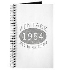 Vintage 1954 Birthday Journal