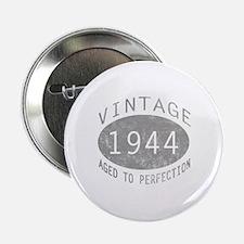 """Vintage 1944 Birthday 2.25"""" Button"""