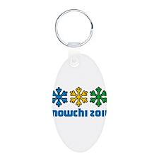 Snowchi 2014 Keychains