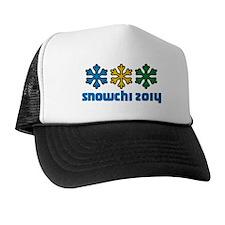 Snowchi 2014 Trucker Hat