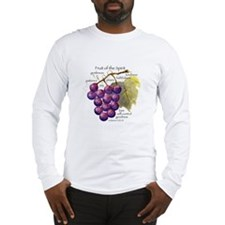 'Fruit Of The Spirit' Long Sleeve T-Shirt