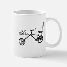 Old School Bike Mugs