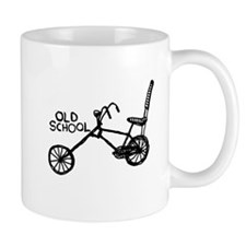 Old School Bike Mugs