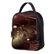 Tapestry Neoprene Lunch Bag