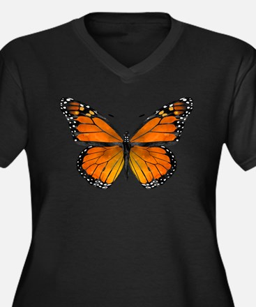 Monarch Butterfly Plus Size T-Shirt
