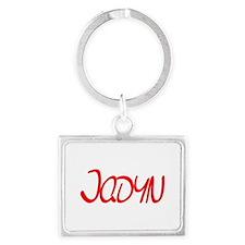Jadyn Landscape Keychain