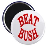 Beat Bush Magnet (100 pack)