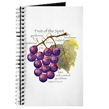 Fruit of the Spirit Design Journal