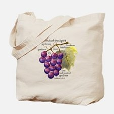 Fruit of the Spirit Design Tote Bag