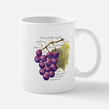 Fruit of the Spirit Design Mugs