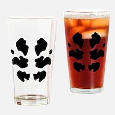 Watchmen Rorschach Drinking Glass