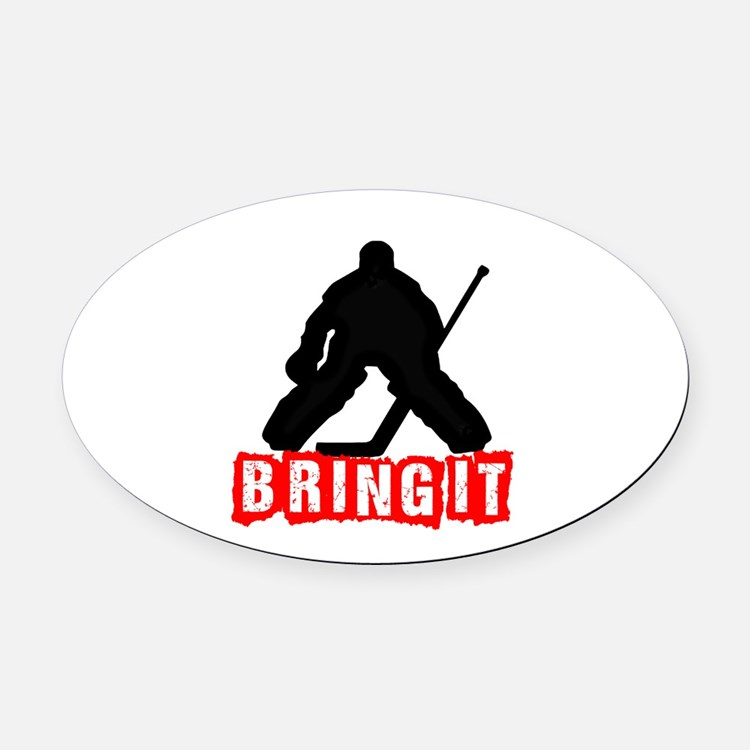 Ice Hockey Car Magnets Personalized Ice Hockey Magnetic Signs For - Custom car magnets australia