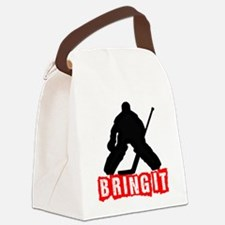 Bring It Canvas Lunch Bag