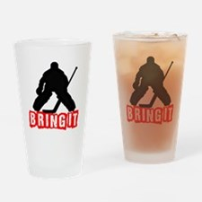 Bring It Drinking Glass