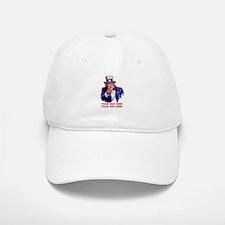 Personalize Uncle Sam Baseball Baseball Baseball Cap