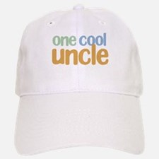 one cool uncle Baseball Baseball Cap