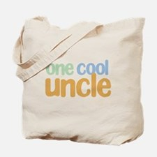 one cool uncle Tote Bag